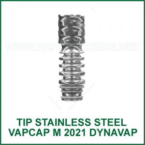 Tip Stainless Steel M2021 VapCap DynaVap