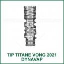 Tip Titane VonG 2021 DynaVap chambre bois et titane