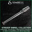 Stinger Simrell Collection pour vaporisateurs DynaVap - Intercooler, condenseur téléscopique et embout en titane