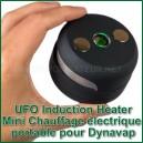 Chauffage électrique portable UFO Induction Heater pour DynaVap