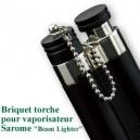 """Briquet torche Sarome BM9 """"Beam Lighter"""" pour vaporisateur"""