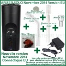 Arizer Solo - Nouvelle version novembre 2014 - connectique EU