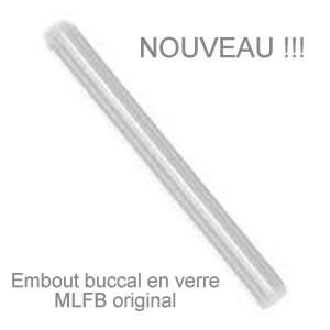 Embout buccal en verre pour Magic Flight Launch Box