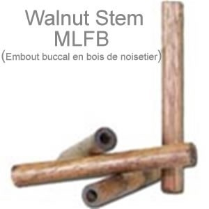 Embout buccal en bois de noisetier(Walnut Stem) Magic Flight Launch Box