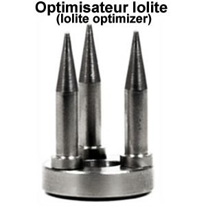 Optimisateur/Optimiseur Iolite (Iolite Optimizer)