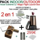 Pack Indoor Outdoor Arizer Extreme Q/Magic Flight Launch Box