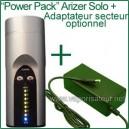 """""""Power Pack"""" Arizer Solo + adaptateur secteur pack vaporisateur"""