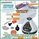 Version universelle 2017 Volcano vaporisateur Digital Easy Valve