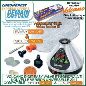 Volcano vaporisateur Digital Easy Valve