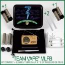 """Pack vaporisateur MLFB """"Team Vape"""""""