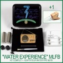 "Pack vaporisateur MLFB ""Water Experience"" vaporisateur Magic Flight Launch Box avec adaptateur water pipe"