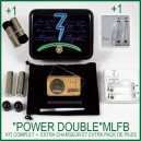 "Pack vaporisateur MLFB ""Double Power"""