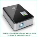 viVape2 vaporisateur de Vaporfection