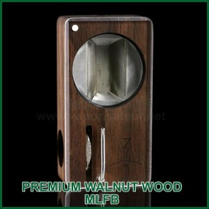 Magic Flight Launch Box Premium Walnut Kit