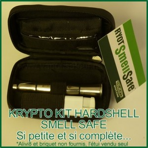 Krypto Kit HardShell Smell Safe RYOT version mai 2014