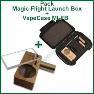 "MLFB et VapeCase ""Vape + Case"""