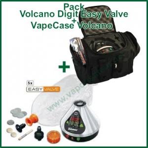 """Volcano Digit Easy Valve et VapeCase """"Vape + Case"""""""