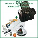 "Vaporisateur Volcano Digit Solid Valve et VapeCase ""Vapo + Case"""