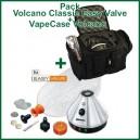 "Vaporisateur Volcano Classic Easy Valve et VapeCase ""Vape + Case"""