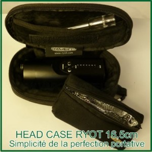 Head Case RYOT 16,5cm - nouvelle version Smell Safe 2014