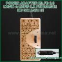 Power adapter MLFB 2.0 - adaptateur secteur électrique MLFB