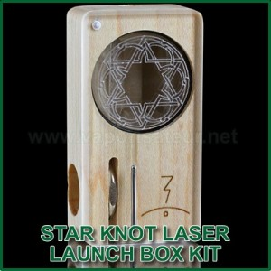 Star Knot Laser Kit Magic Flight Launch Box