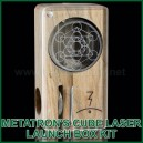 Vaporisateur Metatron's Cube Launch Box Kit MLFB