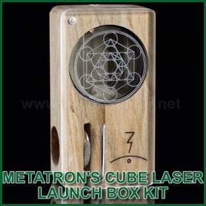 Metatron's Cube Magic Flight Launch Box Kit MFLB