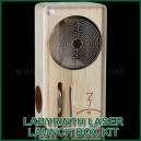 Vaporisateur Labyrinth Laser Launch Box Kit MLFB