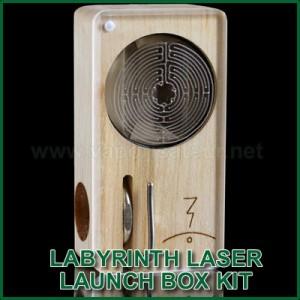 Labyrinth Laser Magic Flight Launch Box Kit MFLB
