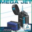 Briquet Torche Mega Jet Zenga pour vaporisateur jetable