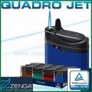 Briquet Torche Quadro Jet Zenga - chauffe du vaporizer