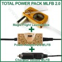 Pack Spécial Total Power vaporisateur MLFB et Power Adapter 2.0 MLFB