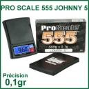Pro Scale 555 Johnny 5 Balance de précision de poche