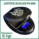 Justice Scales FH-600 Balance de précision de poche
