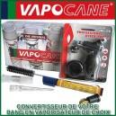 Vaporisateur Vapocane - convertir un water pipe en vaporisateur