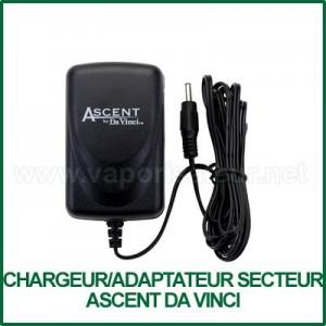 Chargeur-Adaptateur secteur électrique Ascent Da Vinci