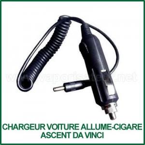 Chargeur voiture - allume cigare Ascent Da Vinci