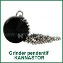 Grinder pendentif KANNASTOR 30mm - accessoire vaporisateur