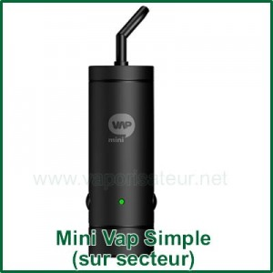 miniVAP Single Pack - version de salon non portative