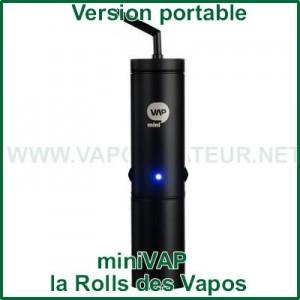 miniVAP Portable - version complète avec la batterie