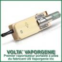 Volta Vaporgenie - vaporizer portatif à piles rechargeables