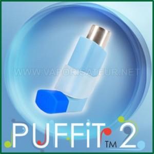 Puffit2 vaporisateur portable modulaire