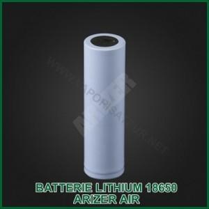 batterie de rechange lithium ion 18650 pour arizer air batterie rechargeable pour vaporisateur. Black Bedroom Furniture Sets. Home Design Ideas