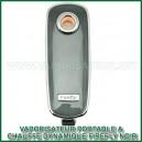 Firefly Noir - vaporisateur portable à chauffe dynamique