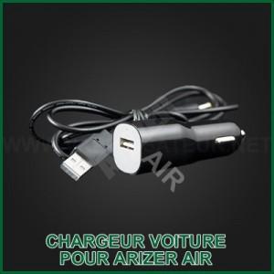 Chargeur voiture pour vapo pen Arizer Air