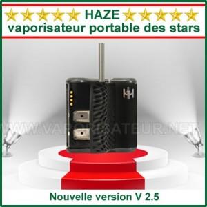 Vaporisateur portable Haze V2.5