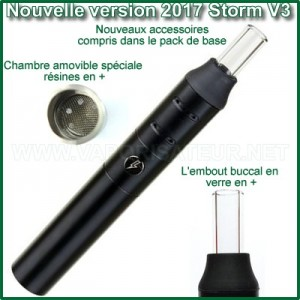Pen Vape Storm nouvelle version V3 2017