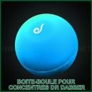 Boite de transport de concentrés liquides en silicone Dr Dabber