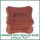 FLY RYOT 1905 grinder en bois deux pièces